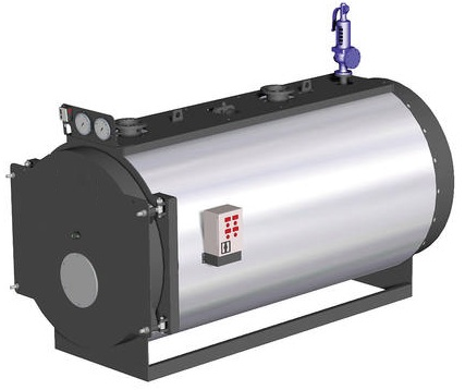 heetwater ketel